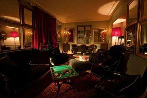 Hotel Particulier Montmartre - фото 16
