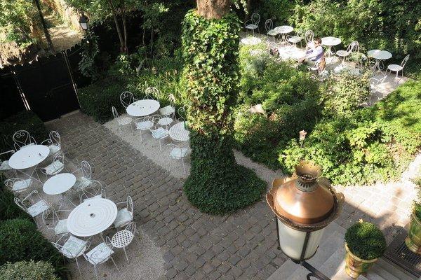 Hotel Particulier Montmartre - фото 21