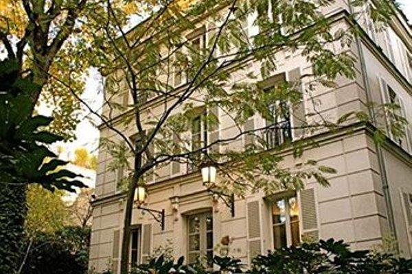 Hotel Particulier Montmartre - фото 22