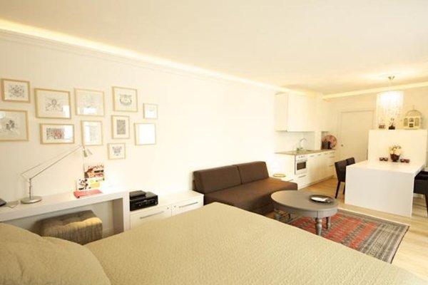 Hoheschule Apartment Kapriole - фото 10