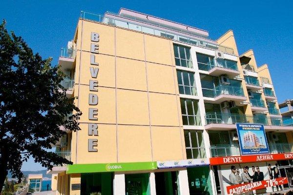 Aparthotel Belvedere - фото 12