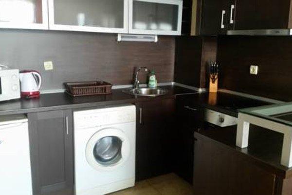 Aparthotel Belvedere - фото 11