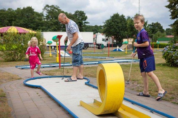 Oostappen Vakantiepark Hengelhoef - фото 16
