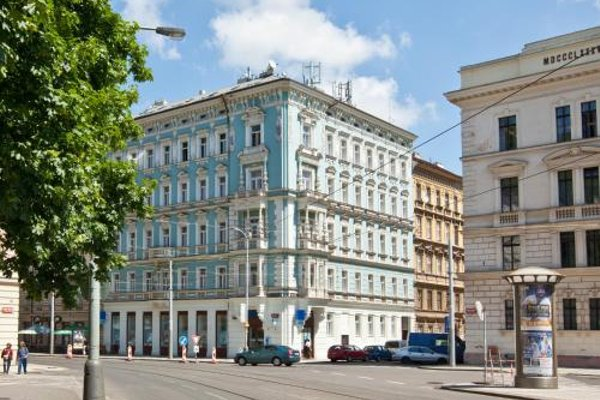 Royal Prague City Apartments - фото 19