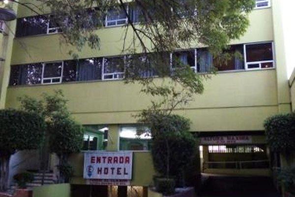Hotel Parque Via - фото 23