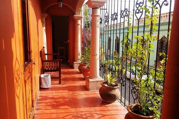 Hostal de Las Americas - фото 18