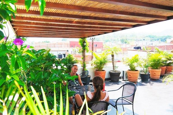 Hostal de Las Americas - фото 19
