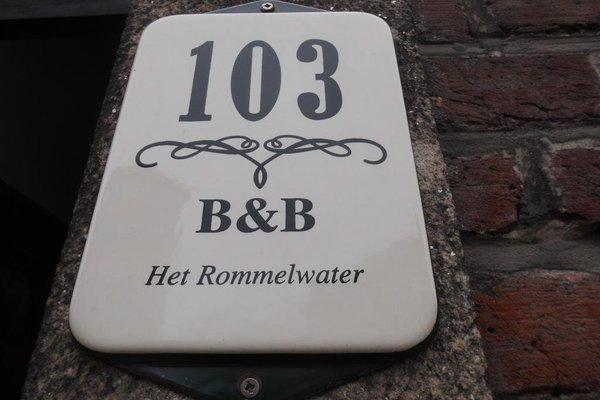 B&B Het Rommelwater - фото 17