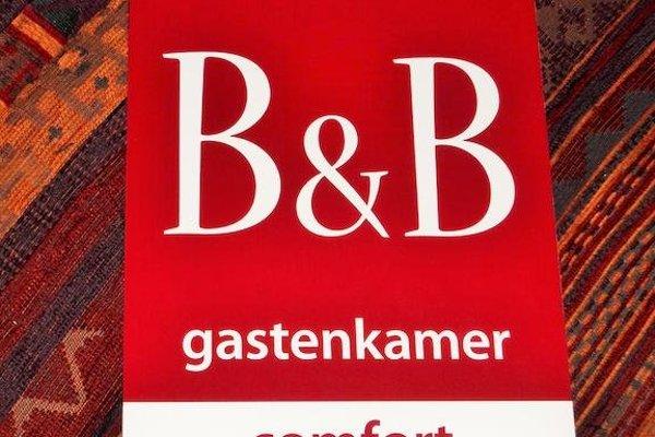 B&B Het Rommelwater - фото 18