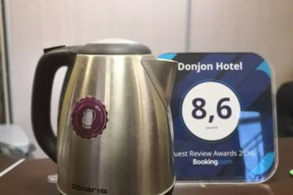 Гостиница Донжон - фото 19