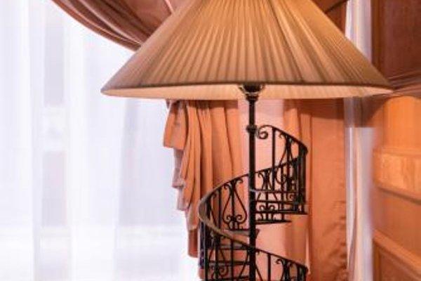 Отель Princesse Caroline - 8