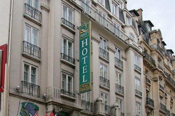 Quality Hotel Abaca Paris 15 - фото 37