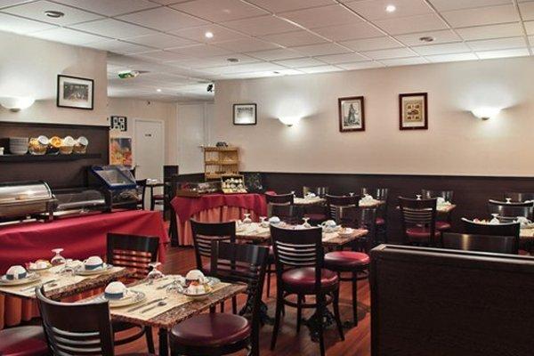 Quality Hotel Abaca Paris 15 - фото 15