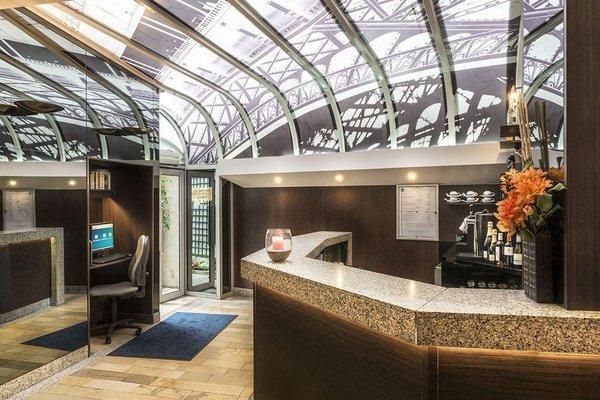 Quality Hotel Abaca Paris 15 - фото 17