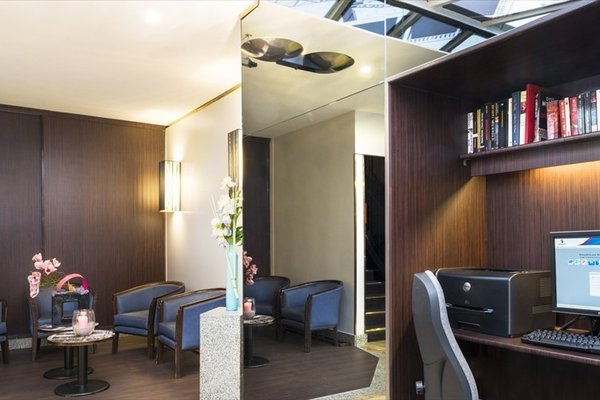 Quality Hotel Abaca Paris 15 - фото 18
