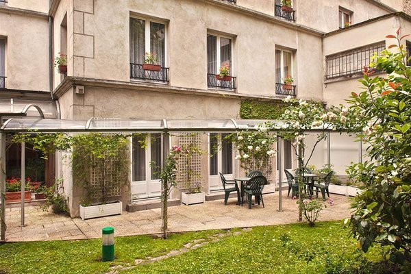 Quality Hotel Abaca Paris 15 - фото 20