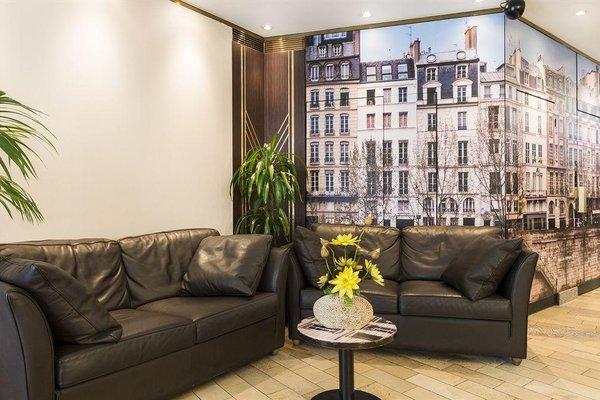 Quality Hotel Abaca Paris 15 - фото 5