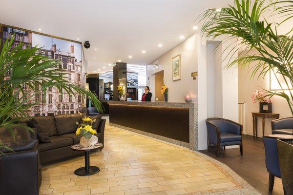 Quality Hotel Abaca Paris 15 - фото 6