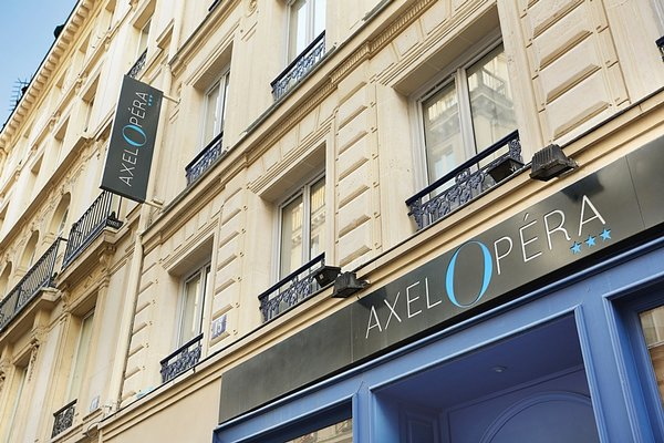 Отель Axel Opéra by HappyCulture - 30
