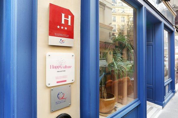 Отель Axel Opéra by HappyCulture - 16