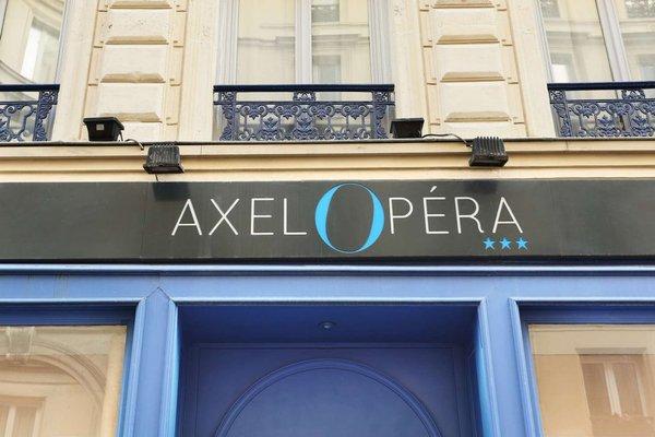Отель Axel Opéra by HappyCulture - 21