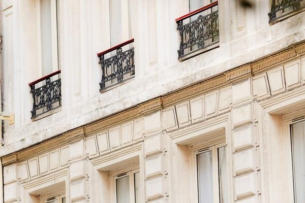 Отель Axel Opéra by HappyCulture - 23