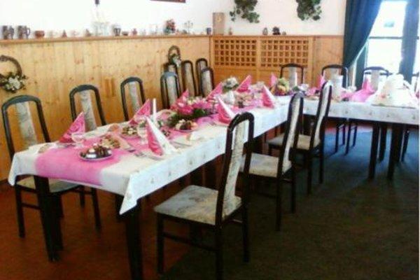 Restaurace a pension Prvni Mlyn Chomutov - фото 10