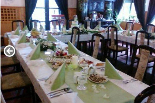 Restaurace a pension Prvni Mlyn Chomutov - фото 12