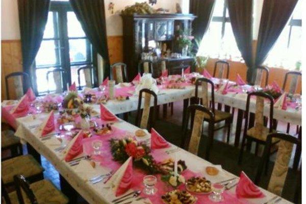 Restaurace a pension Prvni Mlyn Chomutov - фото 13
