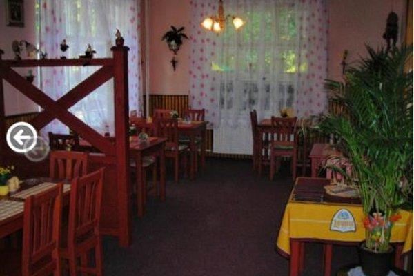 Restaurace a pension Prvni Mlyn Chomutov - фото 15