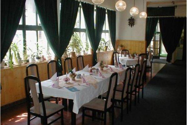 Restaurace a pension Prvni Mlyn Chomutov - фото 16