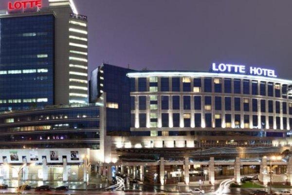 Лотте Отель Москва - 22