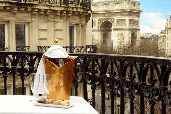 Royal Hotel Champs Elysees - фото 22