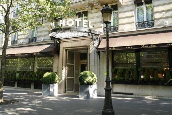 Royal Hotel Champs Elysees - фото 20