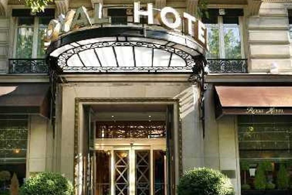Royal Hotel Champs Elysees - фото 21
