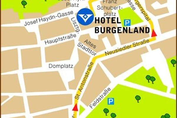 Hotel Burgenland - фото 7