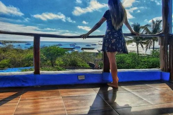 Galapagos Casa Playa Mann - фото 50