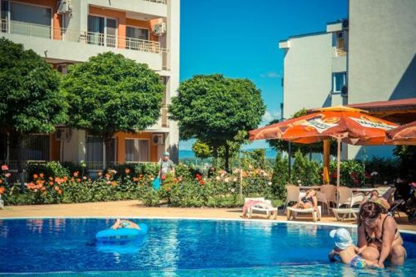 Nessebar and Holiday Fort Apartments - фото 19