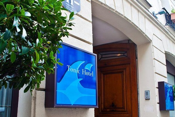 Tonic Hotel du Louvre - фото 23