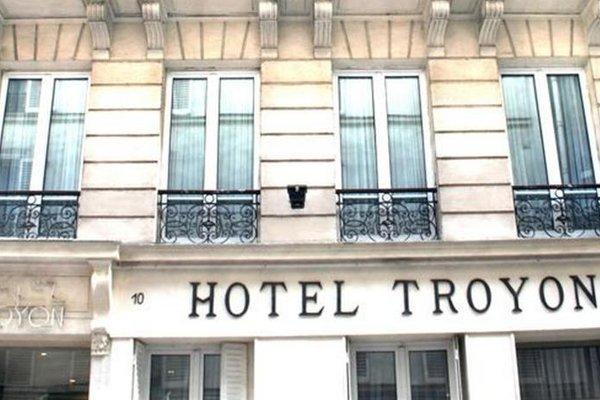 Hotel Troyon - фото 19