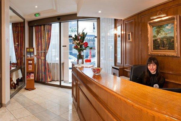 Hotel Troyon - фото 17