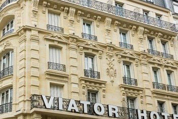 Hotel Viator - Gare de Lyon - фото 27