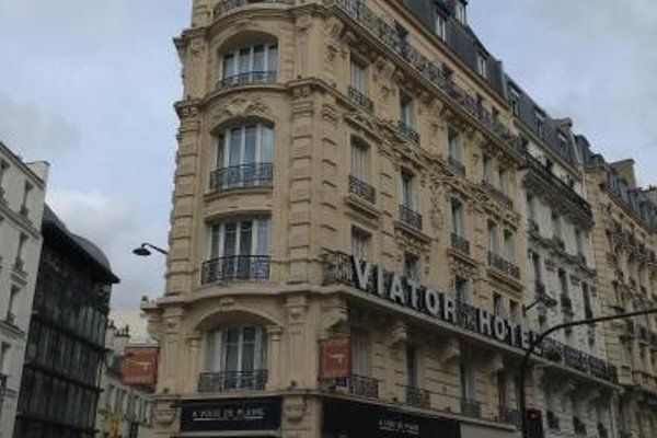 Hotel Viator - Gare de Lyon - фото 23