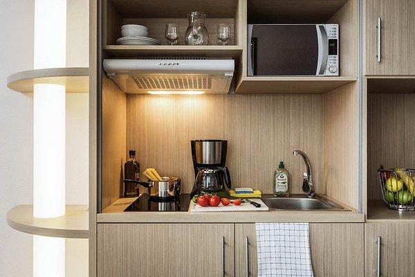 Aparthotel Adagio Paris Malakoff Chatillon - фото 13