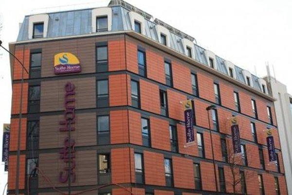 Aparthotel Adagio Paris Malakoff Chatillon - фото 22