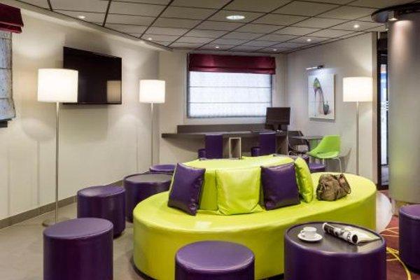 Aparthotel Adagio Paris Malakoff Chatillon - фото 8