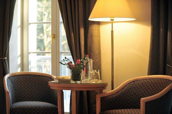 Relais und Chateaux Hotel Bayrisches Haus - фото 6