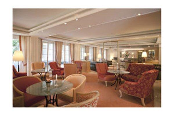 Relais und Chateaux Hotel Bayrisches Haus - фото 7