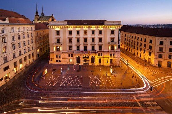 Barcelo Brno Palace - фото 22