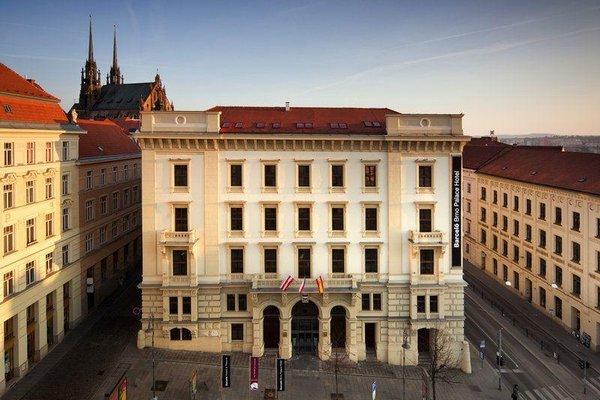 Barcelo Brno Palace - фото 23